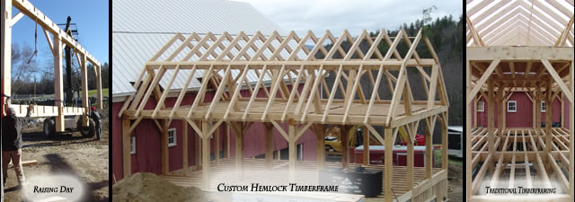 Gambrel Barn Addition